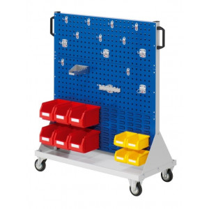 RasterMobil gereedschap- en materiaalwagen