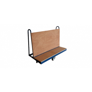 Meranti multiplex achterwand voor platenwagen 1500x680/375 mm