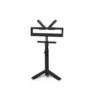 Frami rolbok met 2 diagonaal geplaatste profielen met kogelpotten, met spindelverstelling