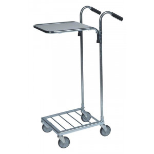 Mini trolley met 1 legbord, KM 153-H