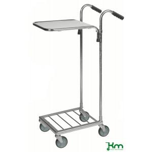 Mini trolley met 1 legbord, KM 153-H