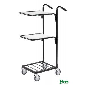 Mini trolley met 2 legborden, KM 153-HHS