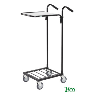 Mini trolley met 1 legbord, KM 153-HS
