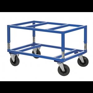 Palletonderwagen, in hoogte verstelbaar