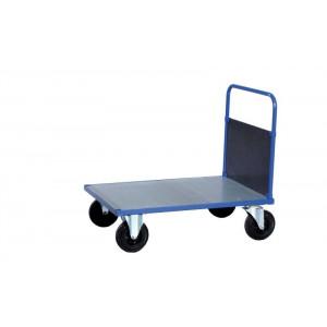 Kopwandwagen met staalverzinkte laadvloer