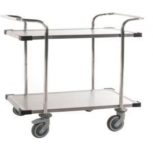 RVS (18/8) tafelwagen