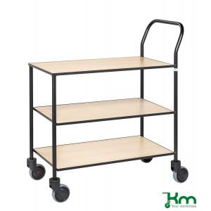 Design tafelwagen 840x430x970 mm