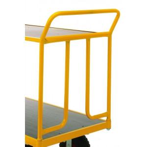 Duwbeugel 500 mm voor duwwagen KM144450 en KM144400B