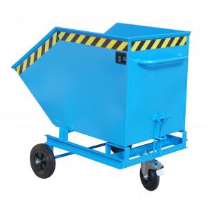 Containerwagen type KW, zonder inrijkokers