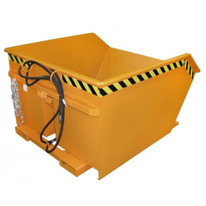 Hydraulische kiepinrichting voor MTFL-kiepcontainers, MTFL-HK