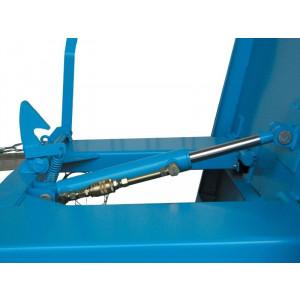 Instelbare kieprem voor MTFL-kiepcontainers, MTFL-IK
