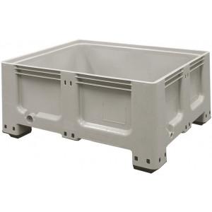 Tretal kunststof palletbox 1200 x 1000 x 580 mm