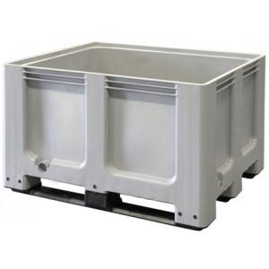 Tretal kunststof palletbox 1200 x 1000 x 760 mm