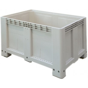 Tretal kunststof palletbox 1200 x 800 x 800 mm