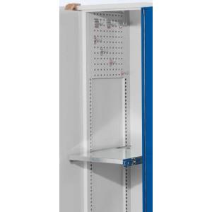 Legbord ten behoeve van RasterPlan kasten met uittrekbare panelen